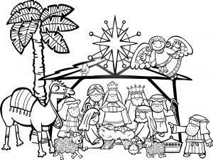 Narodziny Jezusa w stajence