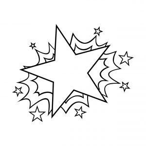 Gwiazda z gwiazdkami