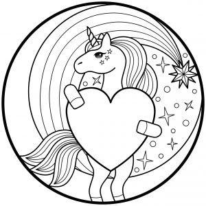 Serce i jednorożec