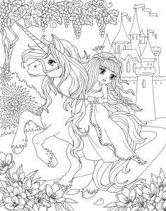 Księżniczka na jednorożcu 2