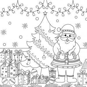 Mikołaj i prezenty dla całej rodziny