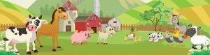 Kolorowanki farma