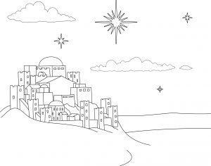 Kair na tle gwiazd