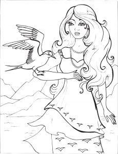 Księżniczka i ptak