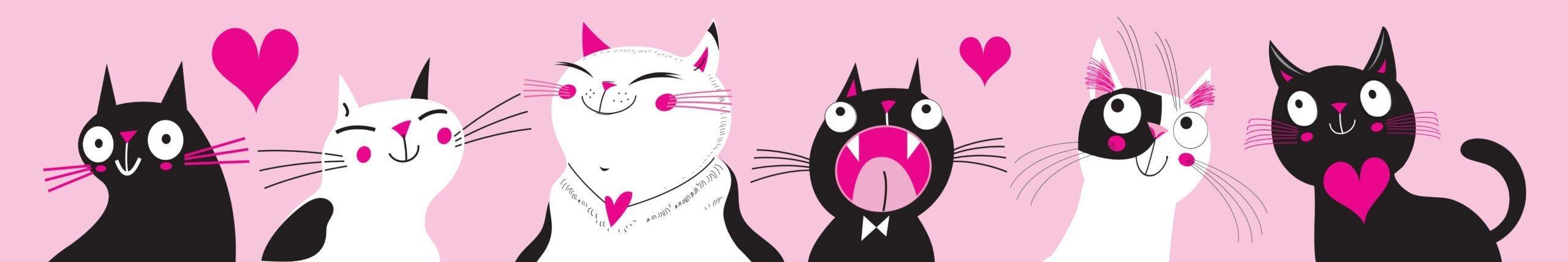 Kolorowanki koty