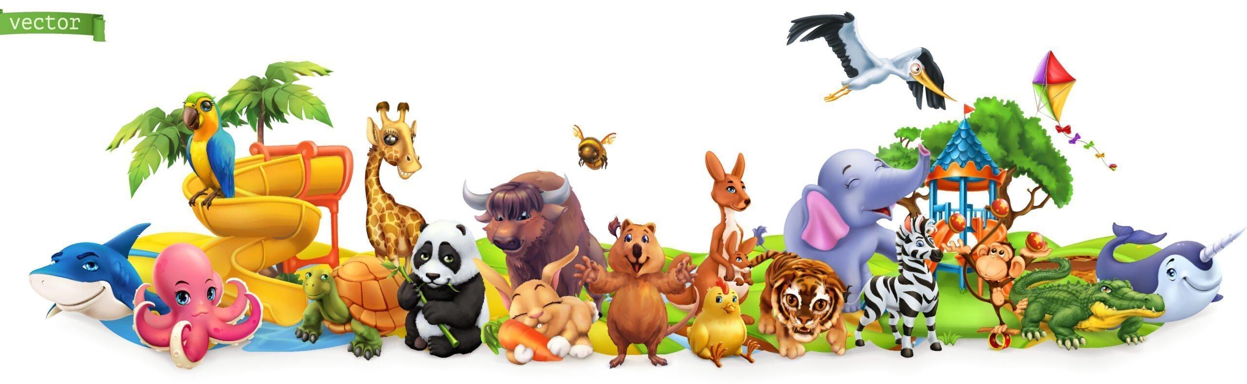 Kolorowanki zwierzęta