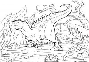 Dzikie dinozaury