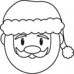 Głowa Mikołaja