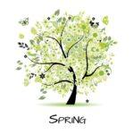 Kolorowanki wiosna