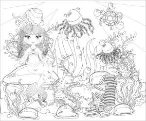 Syrenka, kraby i przyjaciele