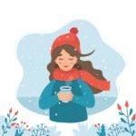 Kolorowanki zima