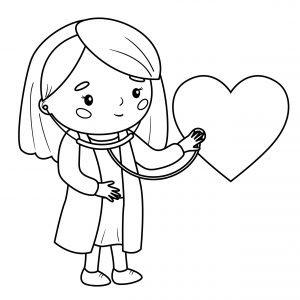 Lekarka i serce