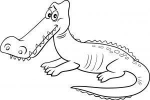 Krokodyl to też dinozaur