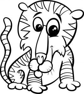 Duży tygrys
