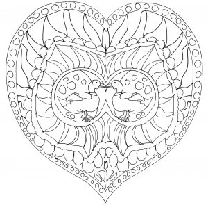 Serce i kaczki