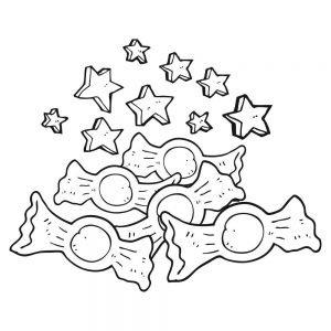 Gwiazdeczki i cukierki