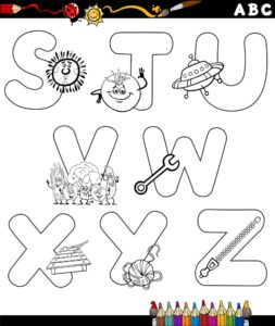Trzecia część alfabetu