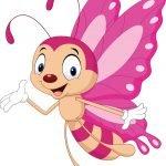 Kolorowanki motyle