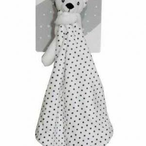 Plusz black&white miś 20 cm 0304