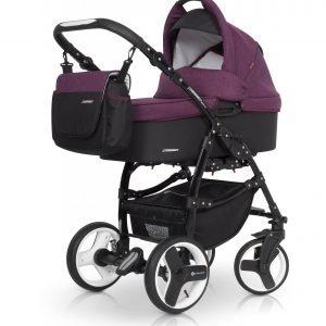 Euro cart passo sport purple wózek wielofunkcyjny 2w1