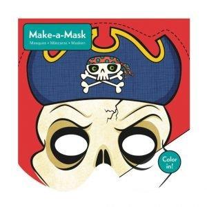 Mudpuppy robimy maski piraci