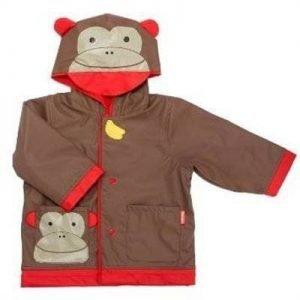 Skip hop płaszcz przeciwdeszczowy zoo – małpa (l) 5-6 lat