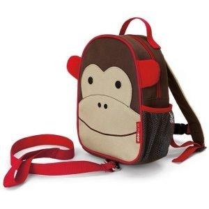 Skip hop plecak baby zoo małpa 1-3 lat