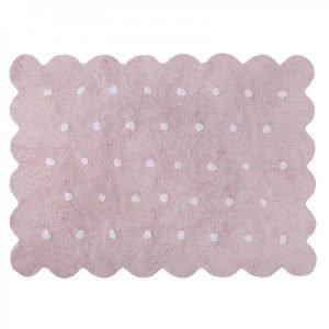 Dywan bawełniany do prania w pralce galleta rosa/pink, lorena canals 120 x 160 cm