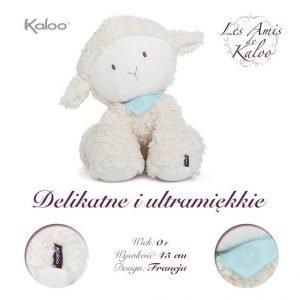Kaloo owieczka waniliowa duża 45 cm kolekcja les amis