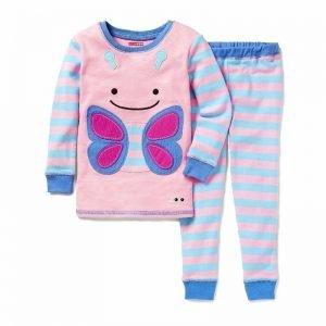 Piżama zoo motyl 2t