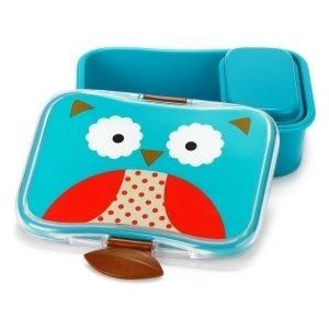 Pudełko śniadaniowe – sowa