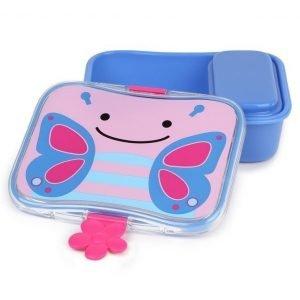 Pudełko śniadaniowe – motyl