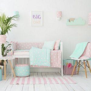 Lampa podłogowa – pink stars