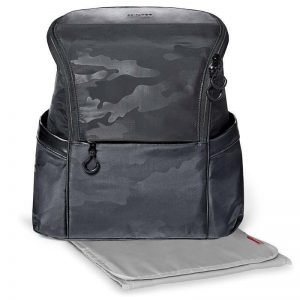 Skip hop plecak paxwell easy-access black camo