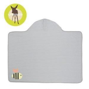 Lassig ręcznik z kapturem bumble bee 100×70 cm uv 50+