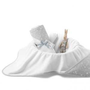 Colorstories – ręcznik bawełniany z kapturem 90×90 cm milkyway grey (m)