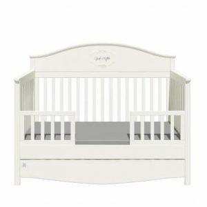 Dodatkowa barierka ochronna do łóżeczka good night – różne kolory