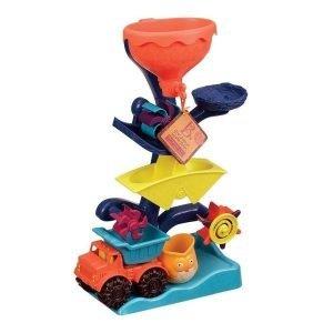 B.toys młyn wodny – kaskada z atrakcjami – do zabawy w piasku i wodzie