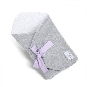 Colorstories rożek niemowlęcy lavender dots