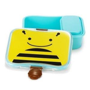 Pudełko śniadaniowe – pszczoła