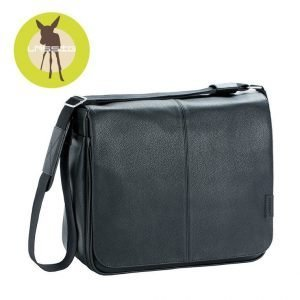 Lassig tender torba męska z akcesoriami czarna