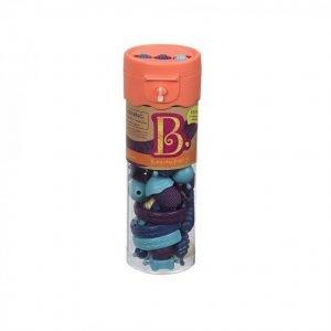 B.toys zestaw do tworzenia biżuterii 50 elementów – mango