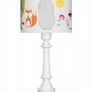 Lampa stojąca – przyjaciele z lasu