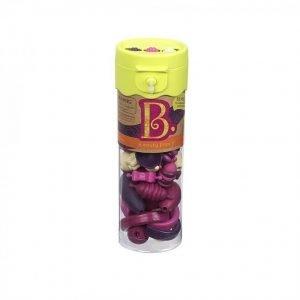 B.toys zestaw do tworzenia biżuterii 50 elementów – seledyn