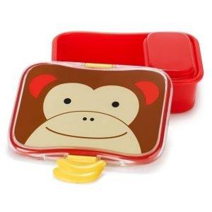 Pudełko śniadaniowe – małpa