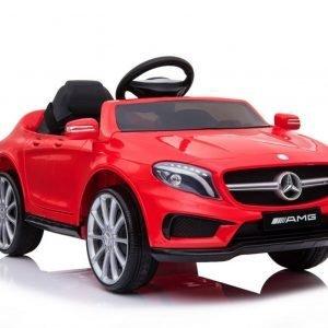 Mercedes gla45 amg czerwony samochód na akumulator dla dziecka