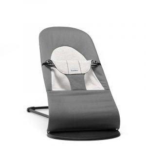 Babybjorn – leżaczek balance soft – grey/grey jersey