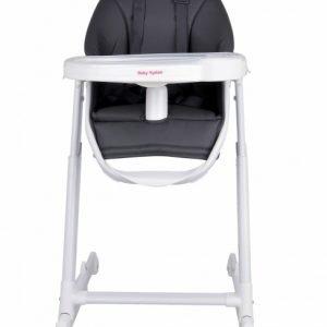 Nowoczesne krzesełko do karmienia ines – szare