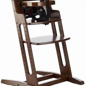 Krzesło danchair – ciemny brąz