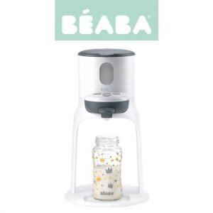 Nowy bib'expresso® ekspres do mleka 2w1 white/grey, beaba